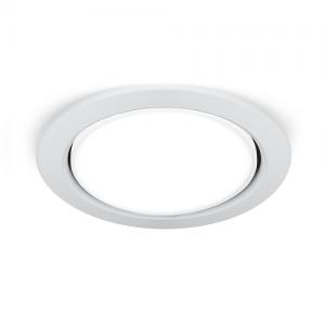Светильник Gauss Tablet GX304 Белый, GX70 1/60