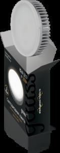 Лампа GX53 8Вт 2700K, LED