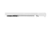 HDL Curtain Track (Curved) Радиусный карниз для Master и Slave приводов штор HDL (1 метр)