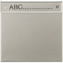 AL2990NA LS 990 АлюминийКлавиша 1-я с полем для надписи