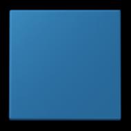 LC1561.0732030 LS 990 Bleu ceruleen 31(32030) Накладка светорегулятора нажимного
