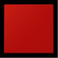 LC1561.0732090 LS 990 Rouge vermillon 31(32090) Накладка светорегулятора нажимного