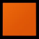 LC1561.074320S LS 990 Orange vif(4320S) Накладка светорегулятора нажимного