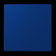 LC1561.074320T LS 990 Bleu outremer fonce(4320T) Накладка светорегулятора нажимного