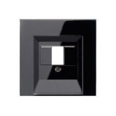 LS 962 SW LS 962 SW Крышка для 2-х акустических гнезд L 2 S черная