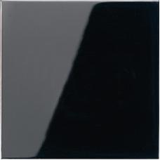 LS1561.07SW LS 990 ЧерныйНакладка светорегулятора/выключателя нажимного