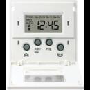 LS5232STLG LS 990 Светло-серыйНакладка жалюзийного выкл. СТАНДАРТ с таймером(мех.220ME,230ME,232ME)