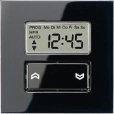 LS5232STSW LS 990 ЧерныйНакладка жалюзийного выкл. СТАНДАРТ с таймером(мех.220ME,230ME,232ME)