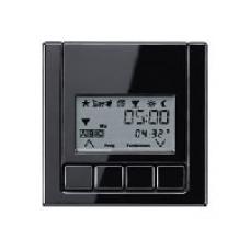 LS5232T3SW LS 990 ЧерныйНакладка жалюзийного выкл. УНИВЕРСАЛ с таймером(мех.220ME,230ME,232ME)