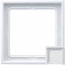 LS981LG LS 990Светло-Серый Рамка 1-я