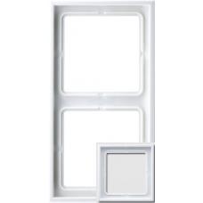 LS982LG LS 990Светло-Серый Рамка 2-я