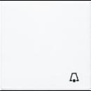 LS990KWW LS 990 БелКлавиша 1-я с символом ЗВОНОК