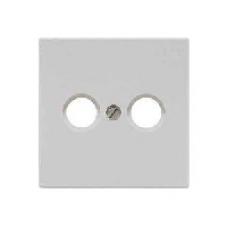 LS990TVLG LS 990 Светло-серыйНакладка TV-FMрозетки