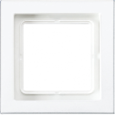 LSD981BFWW LSD Белый(термопласт)Рамка 1-я