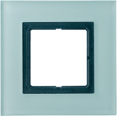 LSP985GLAS LS plusСтекло Светло-Зеленое Рамка 5-я