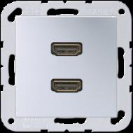 MAA1133AL А 500 Алюминий Розетка 2-я HDMI