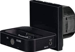 MCLS100SW LS 990 Черный Музыкальная станция для док-станции для iPhone, iPod