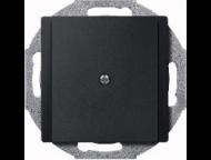 MTN295514 SM Антрацит Вывод кабеля