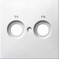 MTN299719 Цент. плата с маркировкой FM И TV бел