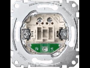 MTN3106-0000 Мех QuickFlex Переключатель 1-клавишный с индикацией безвинт.зажим
