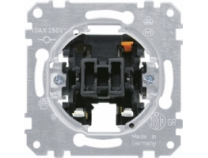 MTN3112-0000 Мех QuickFlex Выключатель 1-клавишный 2-полюсный (контрольный)