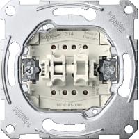 MTN3115-1344 SM M-Trend Беж Выключатель 2-кл. (в сборе,без рамки)