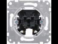MTN3116-0000 Мех QuickFlex Переключатель 1-клавишный безвинт.зажим 10А