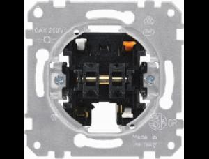 MTN3126-0000 Мех QuickFlex Переключатель 2-клавишный винт. зажим