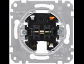 MTN3136-0000 Мех QuickFlex Переключатель 1-клавишный с/п безвинт.зажим
