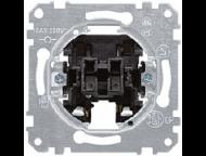 MTN3153-0000 Мех QuickFlex Выключатель 2-клавишный кнопочный с самовозвратом 1НО/1НЗ, 10А