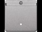 MTN315460 SM Алюминий Накладка выключателя карточного