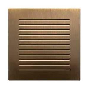 MTN352343 SD Античная латунь Накладка для звуковых сигнализаторов