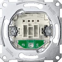 MTN3760-0000 Механизм кнопочн вк-л, отд. сиг. кон.