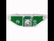 MTN3901-0006 Мех Вставки подсветки красная (для механизмов QuickFlex) для 1-клавишных выключателей