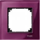 MTN4010-3614 M-Pure 1-постовая рамка, антрацит