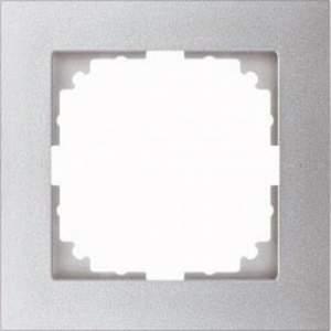 MTN4010-3660 M-Pure 1-постовая рамка, цвет алюминия