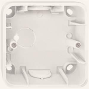 MTN4014-1244 Беж Коробка для открыт монтажа, 1 пост