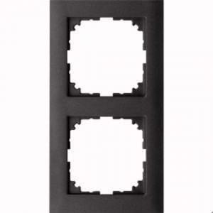 MTN4020-3614 M-Pure 2-постовая рамка, антрацит