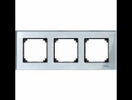 MTN4030-3260 M-Elegance Стекло Серебро Рамка 3-я