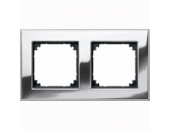 MTN403239 M-Elegance Хром Рамка 2-я