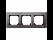 MTN403314 M-Elegance Серый родий Рамка 3-я