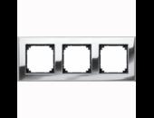 MTN403339 M-Elegance Хром Рамка 3-я