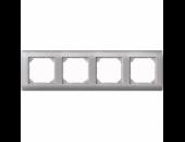 MTN403460 M-Elegance Платина серебро Рамка 4-я