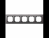 MTN403514 M-Elegance Серый родий Рамка 5-я
