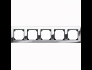 MTN403539 M-Elegance Хром Рамка 5-я