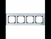 MTN4040-3260 M-Elegance Стекло Серебро Рамка 4-я