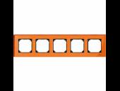MTN404502 M-Elegance Стекло Оранжевый кальцит Рамка 5-я