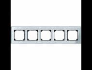 MTN4050-3260 M-Elegance Стекло Серебро Рамка 5-я