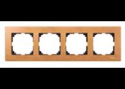MTN4054-3470 (MTN405470) M-Elegance Бук Рамка 4-я