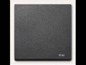 MTN433014 SM Антрацит Клавиша 1-ая IP44